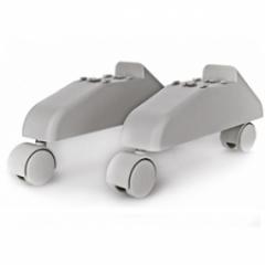 Опора с колесиками для конвекторов